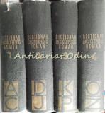 Dictionar Enciclopedic Roman I-IV - Redactia: Athanase Joja