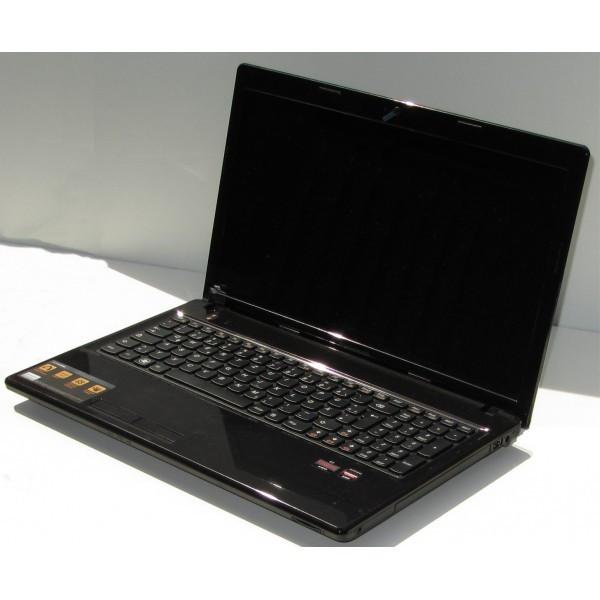 "LAPTOP SH LENOVO G585, AMD E-300 1.3 GHz,, 4GB, 250GB, Radeon 6310, 15.6"""