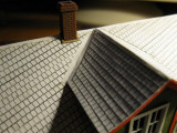 Vopsea reflectorizantă pentru acoperișuri din metal și beton IZOCOR R1 - 25 kg