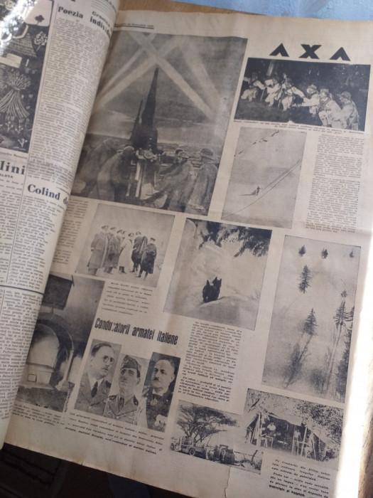 Ziarul AXA, ziar de lupta politica ,doctrina legionara, 1940, nr 42