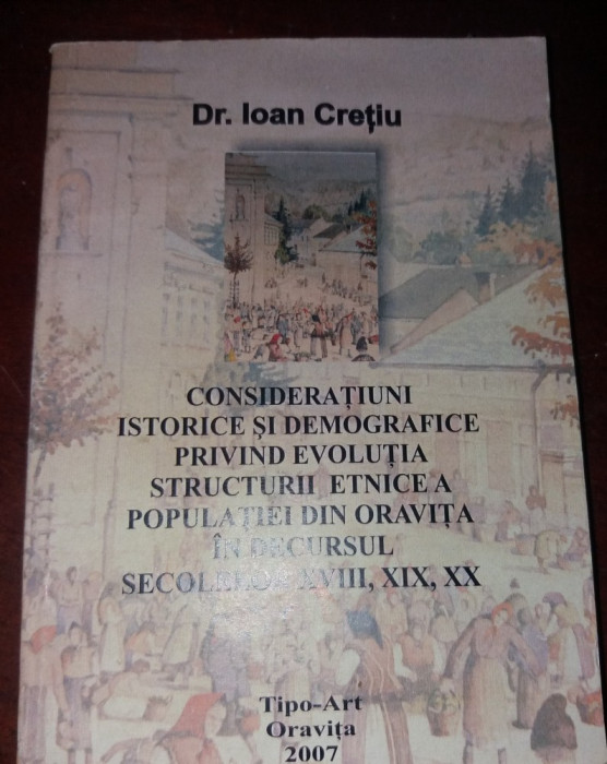 CONSIDERATIUNI ISTORICE SI DEMOGRAFICE PRIVIND EVOLUTIA ....