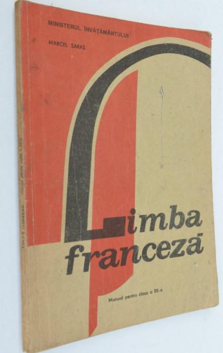 Manual limba franceza- clasa a XII-a 1995