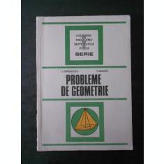 I. C. DEAGHICESCU - PROBLEME DE GEOMETRIE