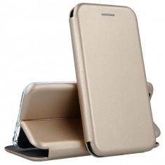 Husa Samsung Galaxy A7 2018 - Forcell Elegance (Auriu)