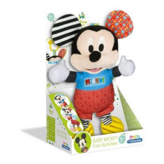 Zornaitoare de Plus Mickey Mouse, Clementoni
