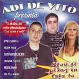 CD Adi De Vito Prezintă Stau Și Plâng În Fața Ta: Florin Salam, Adi de la Valcea
