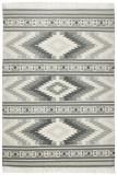 Covor Modern & Geometric Vintage, Gri, 65x135, Tom Tailor