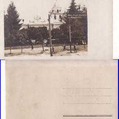 Tipuri-Viseu de Sus,Maramures,militara,WWI,WK1-cartierul general,telecomunicatii, Necirculata, Printata