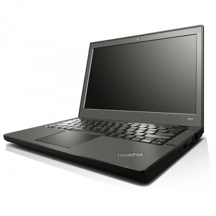 Laptop Lenovo ThinkPad X240, Intel Core i5-4200U 1.60GHz, 8GB DDR3, 500GB SATA, 12 Inch