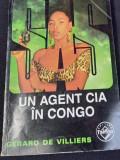 UN AGENT CIA IN CONGO SAS GERARD DE VILLIERS