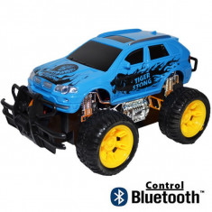 Jeep cu incarcator si control bluetooth