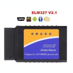 Interfata diagnoza multimarca, Bluetooth ELM 327 OBDII V1.5, Torque