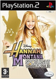 Joc PS2 Hannah Montana - Spotlight world tour