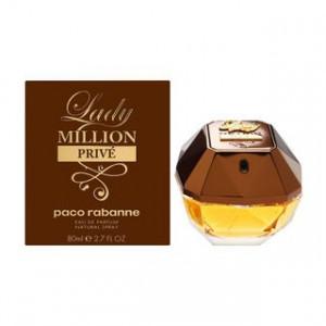 Paco Rabanne Lady Million Prive Eau de Parfum pentru femei 80 ml