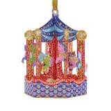 Ornament de brad Craciun Santoro Baubles Carousel