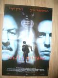 Afis Film - Solutii Extreme -1996 -cu Hugh Grant, Gene Hackman, Sarah Jessica Pa