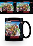 Cană Super Nintendo (Super Mario Kart) Black