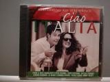 Ciao Italia - Selectii - Various Artists (1999/BMG/Germany) -CD ORIGINAL/Sigilat, BMG rec