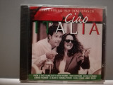 Ciao Italia - Selectii - Various Artists (1999/BMG/Germany) -CD ORIGINAL/Sigilat