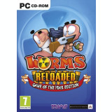 Worms Reloaded Game of The Year Edition PC