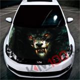"""Sticker Imprimat Color pentru Capota """"Hood Art"""" cod: KM-HOOD-98"""
