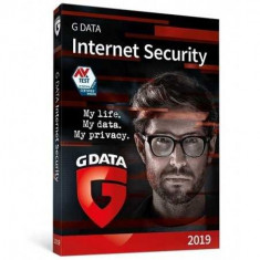 G Data Internet Security, 1 an, licenta electronica