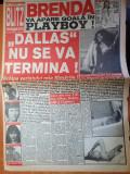 ziarul blitz magazin nr 22-art sharon stone,luke perry,s.stallone,pavarotti