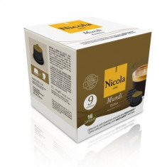 Capsule Nicola Cafes Mundi Exotico compatibile Dolce Gusto 16 capsule
