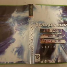 [XBOX] Dead or alive 2 Ultimate - joc original Xbox clasic