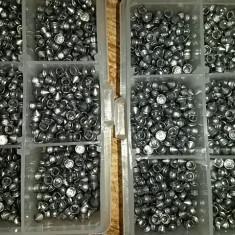 6.000 alice pelete capse 4.5 mm - vf. ascutit tir aer comprimat