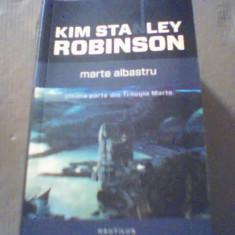 Kim Stanley Robinson - MARTE ALBASTRU {  SF } / Nemira, 2015