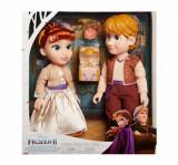 Set papusi Frozen 2 - Logodna Anna si Kristoff, Disney
