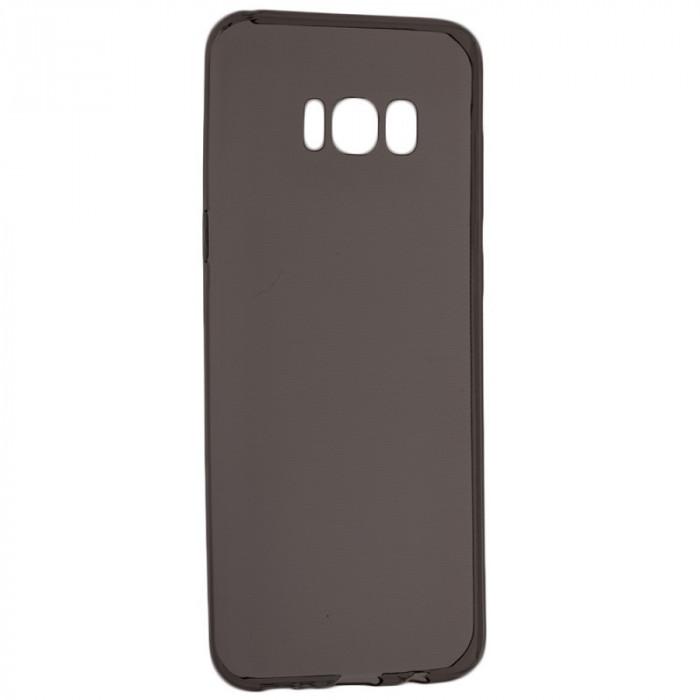 Husa silicon ultraslim Samsung s8 Plus - fumuriu