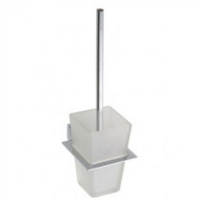 Perie vas wc prindere perete, Bemeta Plaza, 118113012, 11.5x38x11 cm