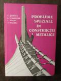 PROBLEME SPECIALE ÎN CONSTRUCȚII METALICE-C.ȘERBESCU