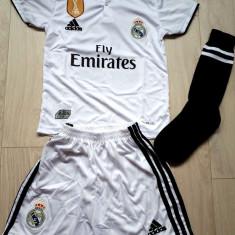 Echipament / compleu copii Real Madrid - ISCO (22) + BONUS, XS/S, YM, Tricou + Pantalon