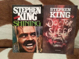 SHINING/DOCTOR SLEEP-STEPHEN KING (ROMANA) (2 VOL)