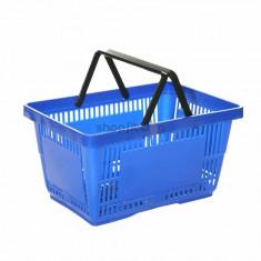 Cos pentru cumparaturi, 10 kg, albastru (RO-300-K)