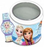 Cumpara ieftin Ceas Junior WALT DISNEY KID WATCH Model FROZEN - Tin box 561973