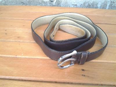 Centura - Curea, brown, 118 cm foto