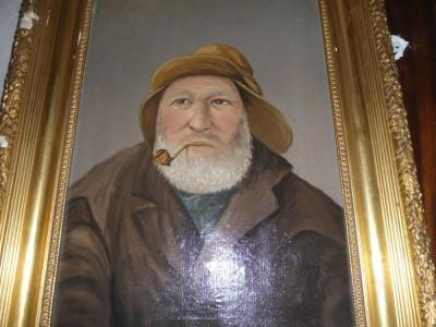 tablou portret foto