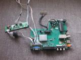 placa TV  LOGIK 22 inch led model T.MSD306.63A 11313 , FUNCTIONALA