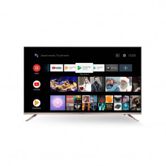 Televizor Allview LED Smart TV 58ATA6000-U 147cm Ultra HD 4K Silver