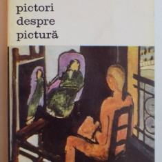 PICTORI DESPRE PICTURA 1972
