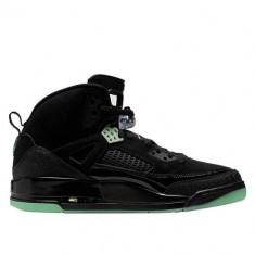 Ghete Barbati Nike Air Jordan Spizike Green Glow 315371032