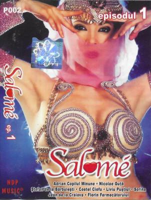 Caseta Salomé Episodul 1, manele: Salam, Minune, Jean de la Craiova foto