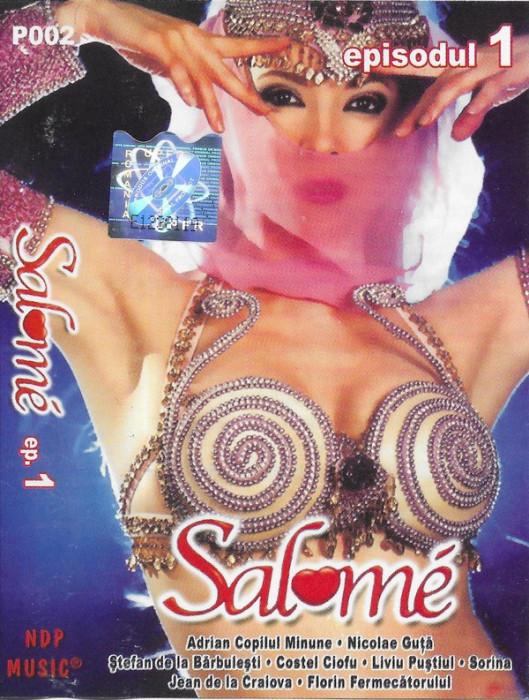 Caseta Salomé Episodul 1, manele: Salam, Minune, Jean de la Craiova