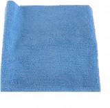 Cumpara ieftin Prosop auto din microfibră, Polira, albastru deschis, 40x40 cm, 350 g / m2