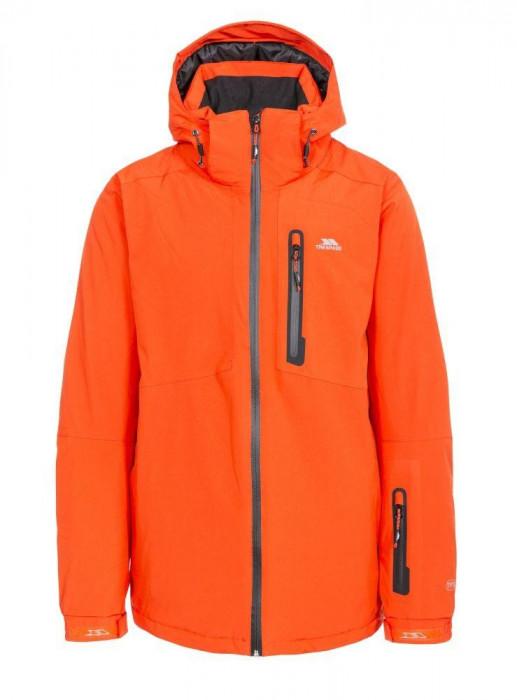 Geaca ski barbati Trespass Kilkee Orange S