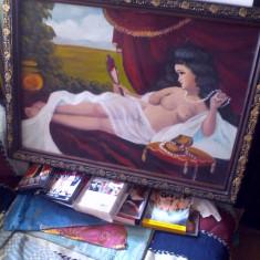Tablou pictura pe placaj Nud